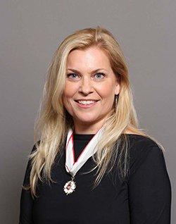 Martha McCarthy, LSM