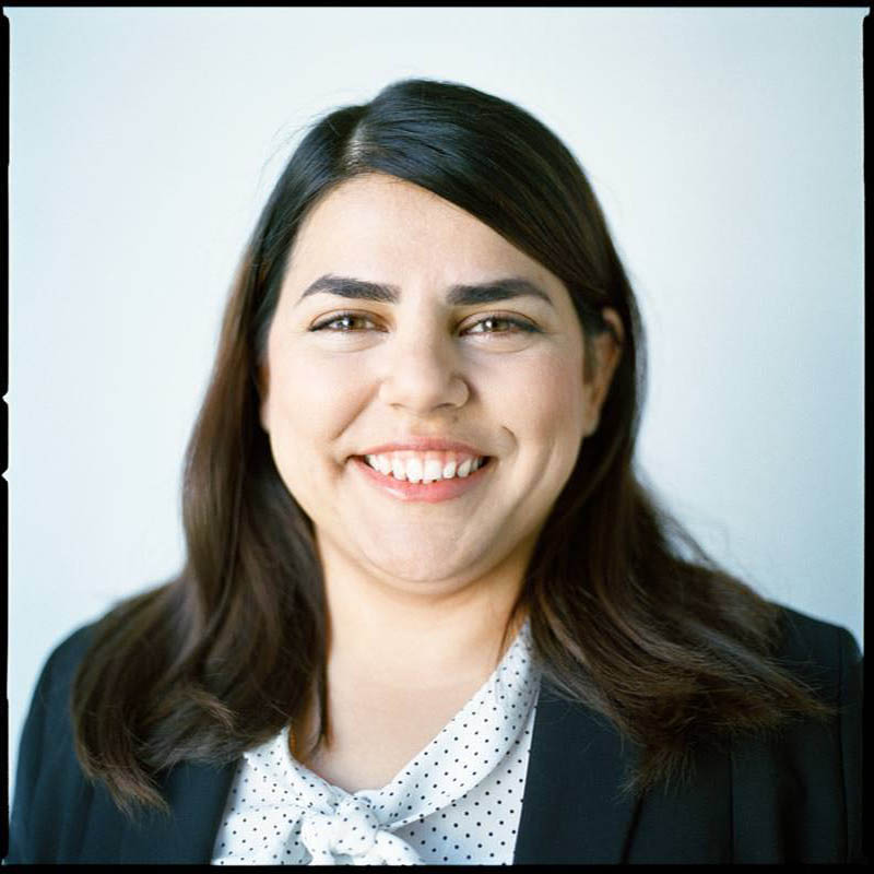 Sima Hashemi, law clerk with Martha McCarthy & Company LLP, Family Lawyers, Toronto